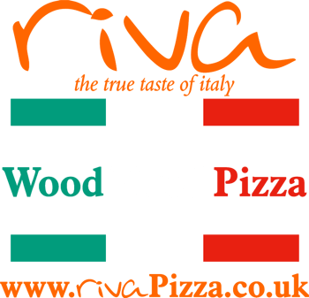 Riva Pizza full logo